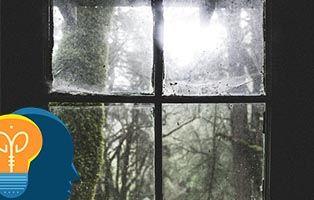 Ventana cuadrada acertijo de la ventana