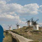 Molinos de viento paradoja del ahorcado