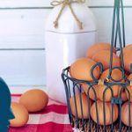 acertijo de los huevos
