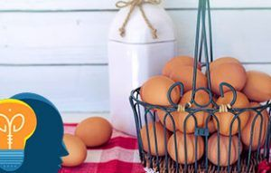acertijos de los huevos