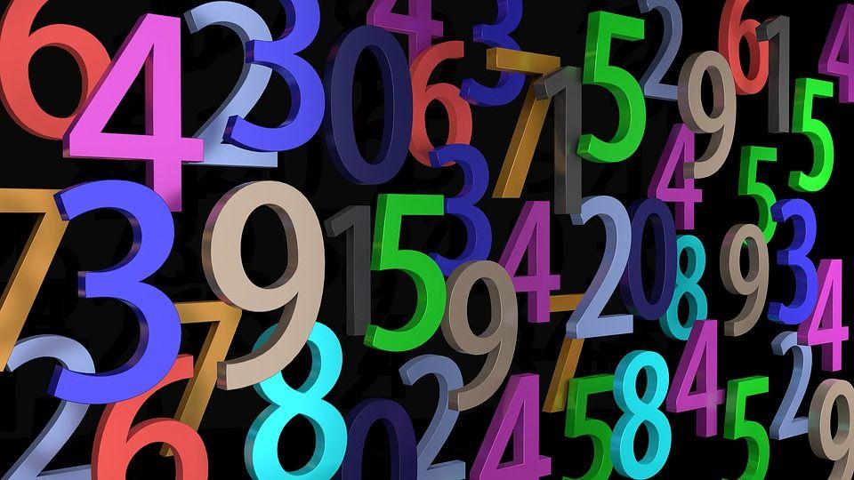 Adivinanzas de números para niños