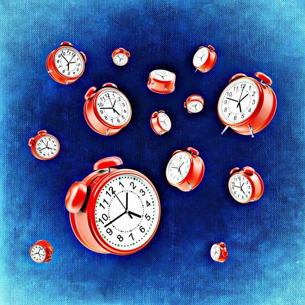 Acertijo del reloj