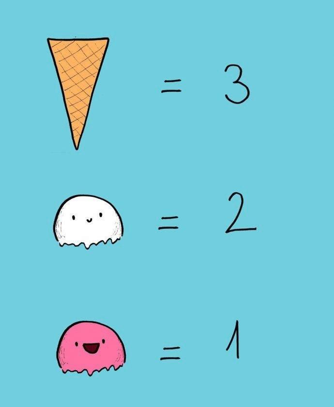 Acertijos de los helados