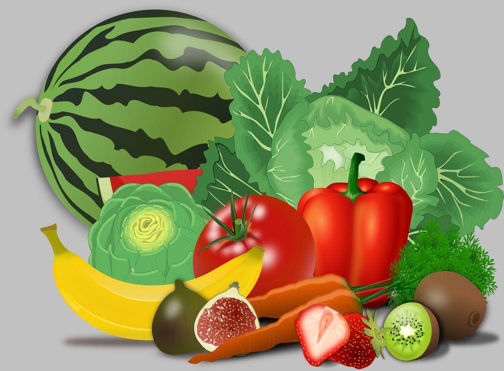 Adivinanzas de alimentos y comidas